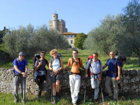 Francigena in terra di Siena 4