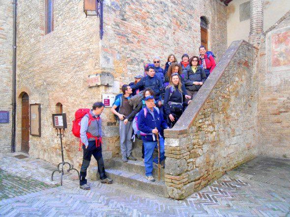 Francigena in terra di Siena 11