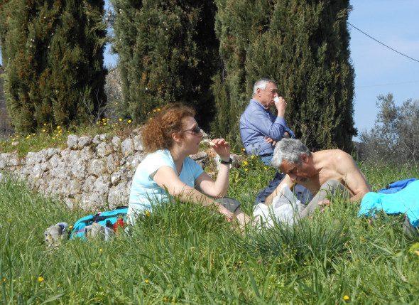 Francigena in terra di Siena 15