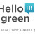 Logo Hello! Green