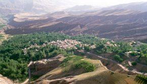 iran montagne