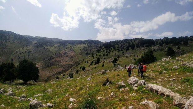 libano mountain trail